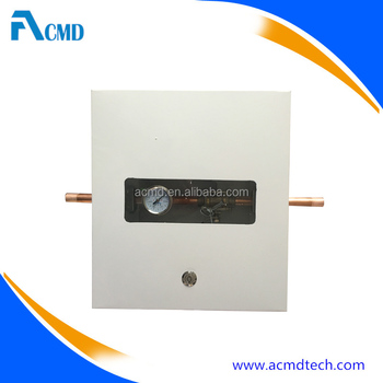 Medical Air Zone Control Valve Box For Hospital Gas Pipeline