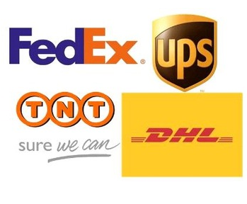2017 Alibaba express shipping cost by DHL/<strong>FEDEX</strong>/TNT/ARAMEX/UPS from China to Benin---robbin