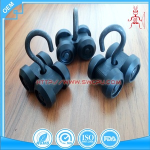 Nylon Steel Rope And Pulley Exercise Equipment