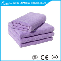 2014 durable cheapest microfiber cleaning cloth in pocket with strong duster ability