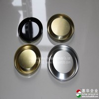 Cans Usage and Stretch Lid Type paper core metal plugs