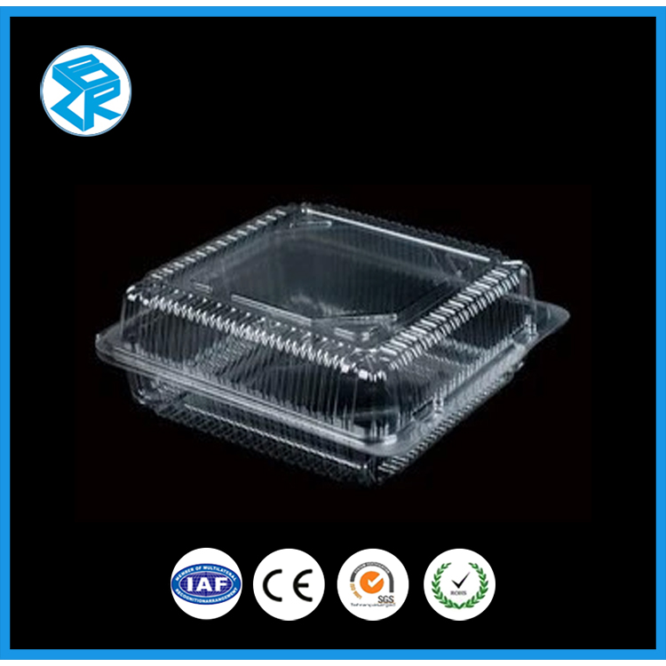 Excellent Transparent Beautiful Strength Blister Cake Cupcake Boxes