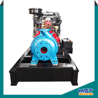 8 inch diesel water pumps dewatering pump