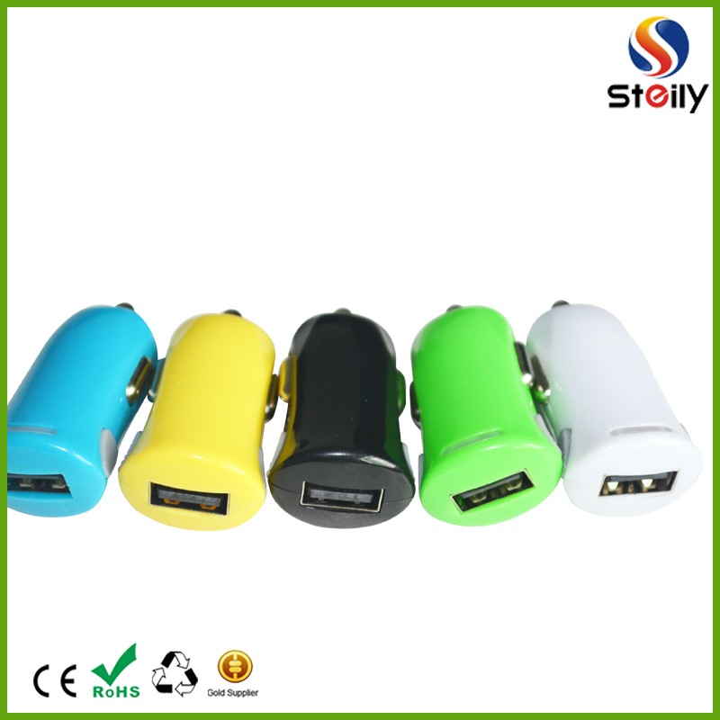 Promotional Custom Logo 2.1A USB Car Charger