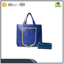 Top Quality New Recycle Foldable Beach Bag Polyester Foldable Bag