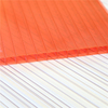 SGS proved building polycarbonate flexible plastic sheet,1mm 2mm thick plastic sheet