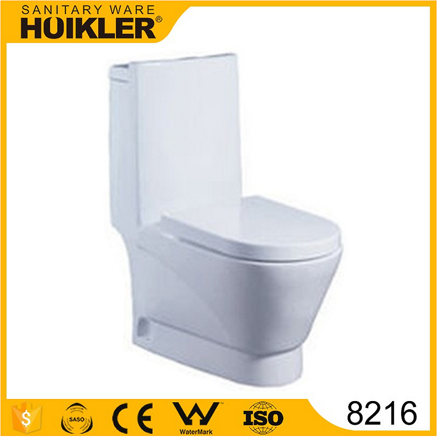 8216 New product launch in china direct eco toilet air auto flush, vortex flush toilet