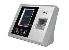 New product time attendance software face fingerprint scanner