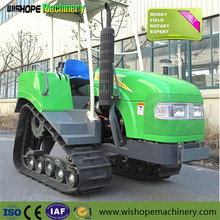 Agriculture Machinery Crawler Rubber Track Tractor WSL-752