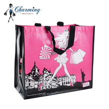 New Products Reusable Eco Friendly Folding Non Woven Shopping Bag