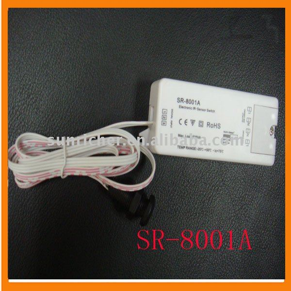 New LED IR Sensor switch for furniture