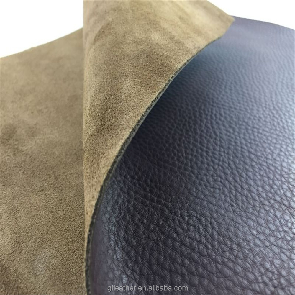 Genuine cow leather for sofa