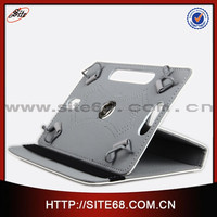 With hole 7inch universal tablet case,universal rugged tablet case,wallet stand android tablet universal case