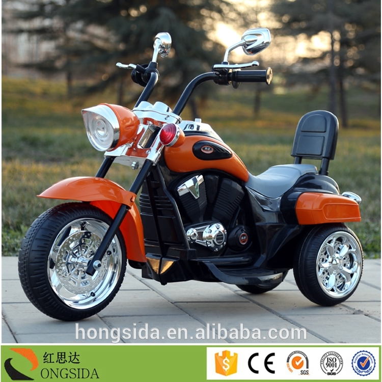 High Quality Children Three Wheels Tricycle With Battery, Kids Electric Motorcycle With Reasonable Price