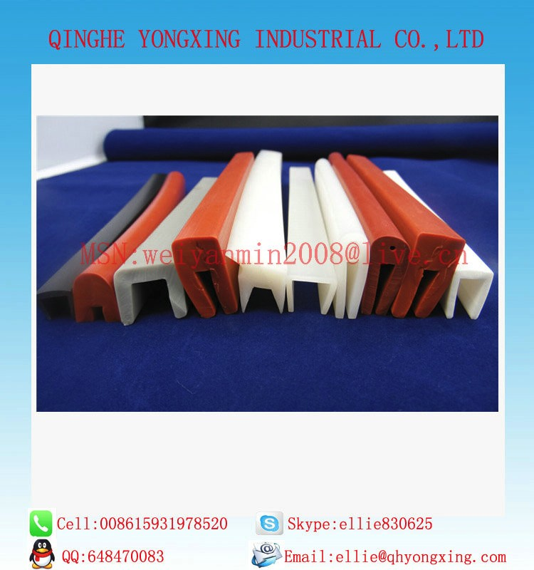 rubber weatherstrip EPDM pvc all rubber sealing