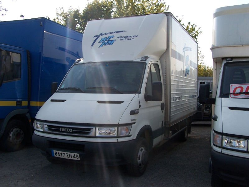 iveco daily 35 C 14 truck