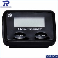 Outstanding performance and high accuracy hourmeter for scooter