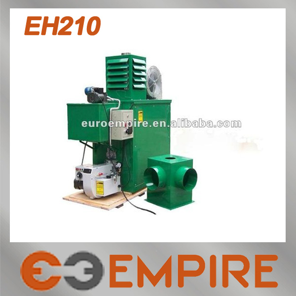 Portable Flooring Waste oil heaters EH210