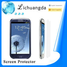 tempered glass lcd screen protector for samsung s3,anti shock screen protector for iphone 5