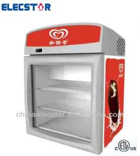 Countertop impulse display freezer mini freezer showcase single countertop impulse display freezer mini freezer showcase single glass door ice cream freezer planetlyrics Gallery