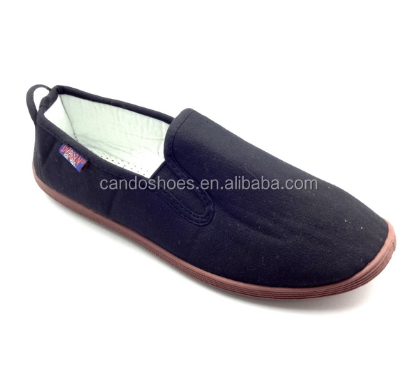 balck class kungfu shoes for men