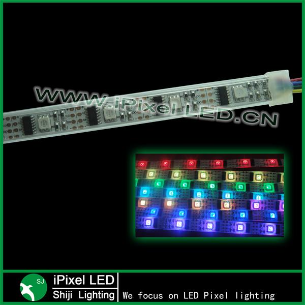 ws2801 programmable individual pixels led strip light