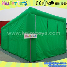 Popular stripe inflatable tent, bubble tent/ inflatable car cover