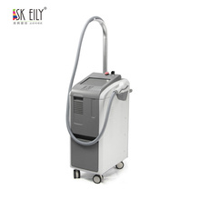 Portable effective quick permanent laser brown hair removal machine for sale with colorful touch screen