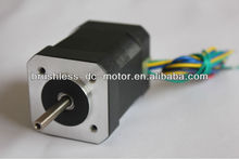 42mm 24V 48V 25W 50W 75W brushless DC motor
