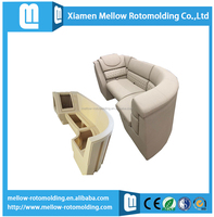 Hot sell yacht double boat seat