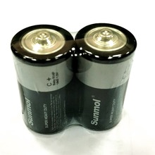 1.5V R20 um1 D carbon dry battery used in electrci torch
