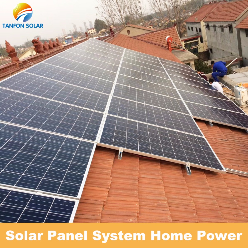 DIY 1KW 2KW 3KW solar panel price 3000W 5000W 6KW 8KW 10KW solar power home kits in China