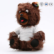CE standard icti factory hot sale koala teddy bear soft toy