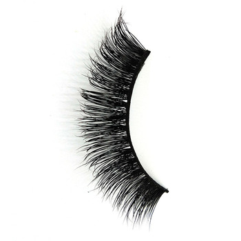 high quality confortable beauty supply 100% 3d mink lashes with custom box