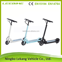 8 Inch E Electric Folding Scooter
