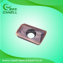 Factory price CNC insert types Carbide Milling Insert