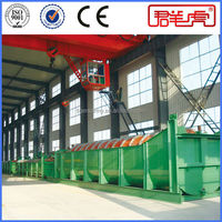 Gold mining mineral spiral separator classifier equipment from china, rock separator equipment
