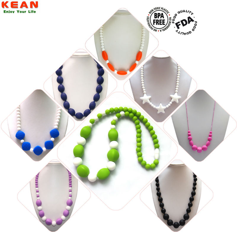 2014 wholesale China Necklaces/ hot gift items/Silicone new promotional products novelty items
