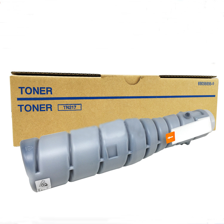Toner TN217, Toner Cartridge, Compatibal for Konical Minolta Bizhub223/283/7828