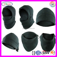 C465 6 in 1 Thermal Polar Fleece Balaclava Hood Wind Stopper Face Mask Fleece Balaclava