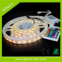 remote controlled battery operated led strip light 4mm