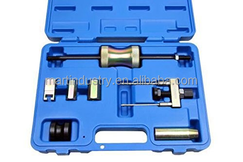 Common Rail injector Puller Remover Set for VAG TDI VW Audi Diesel Engines 7pc
