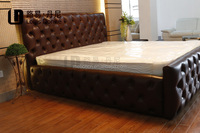 2015 latest modern design bed high quality bedroom furniture best price bed