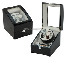 Online Wholesale Mabuchi Motor Automatic Wooden Watch Winder 2+3