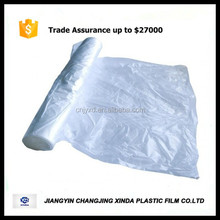 Natural Clear Polythene Covers 19'' width