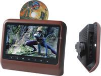 9inch auto DVD headrest with INNOLUX new 16:9 digital LCD screen headrest