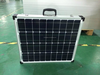 120w 12v folding solar panel with anderson plug and cable