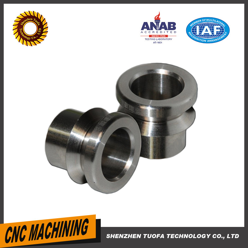 Titanium turning custom cnc machining <strong>part</strong> manufacturer