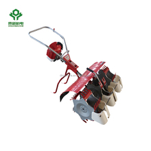 Best Selling 3-Row Mini Weeder Rice Paddy Weed Removing Machine