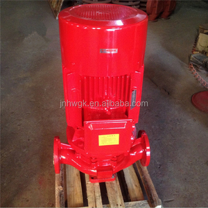 XBD Series Electric Vertical Emergency Fire Fighting Water Pump